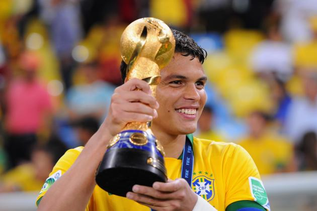 Thiago Silva: Brazil Captain Can Lead Selecao to World Cup Glory