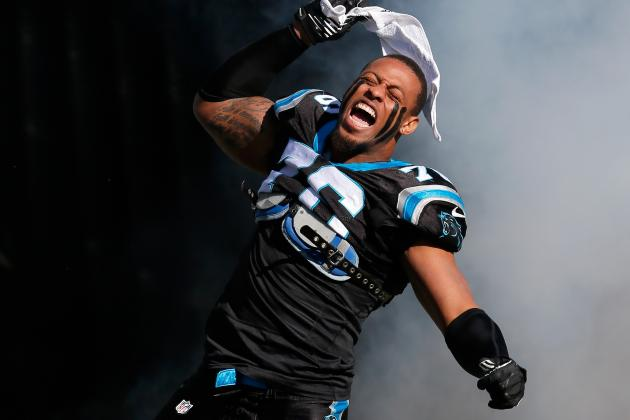 Carolina Panthers Free Agents: Who Is in Play for the Franchise Tag?