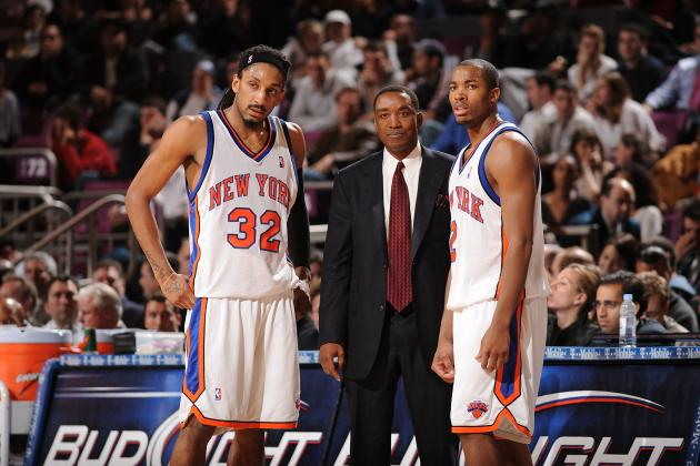 Are NY Knicks Becoming Most Dysfunctional Sports Franchise?
