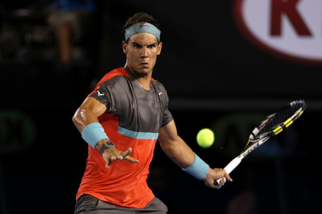 Australian Open 2014 Results: Day 2 Scores, Highlights and Recap