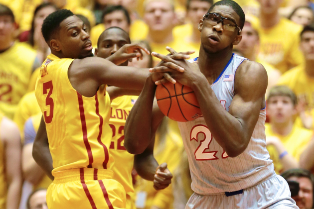 Kansas Reaping Benefits of Joel Embiid's Growth as KU Grabs Win at Iowa State