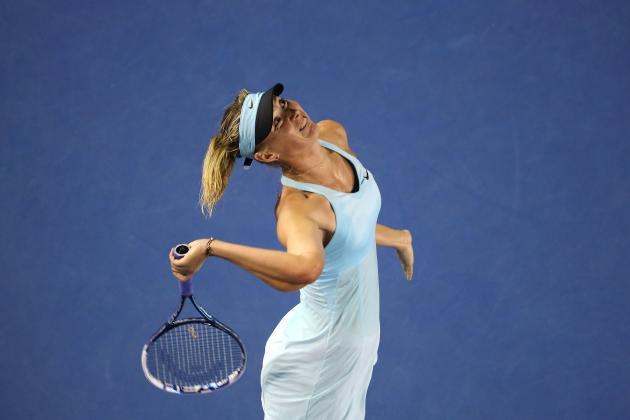 Maria Sharapova vs. Bethanie Mattek-Sands: Recap, Results from Australian Open