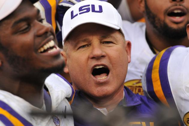 Bevy of LSU Players Declaring for NFL Draft a Great Reflection of Les Miles