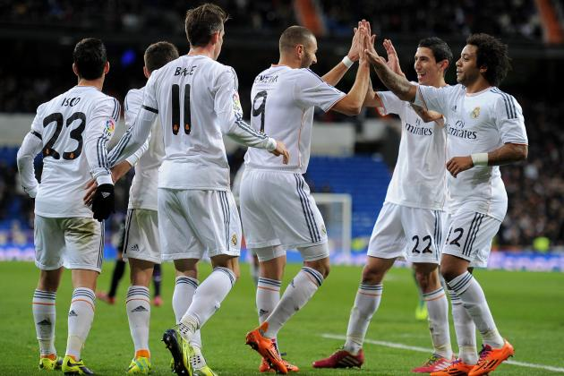 Osasuna vs. Real Madrid: Date, Time, Live Stream, TV Info and Preview
