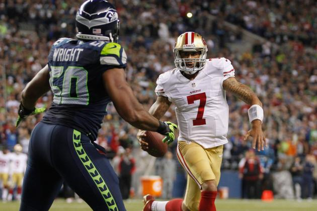San Francisco 49ers vs. Seattle Seahawks Betting Odds NFC Championship Game Pick