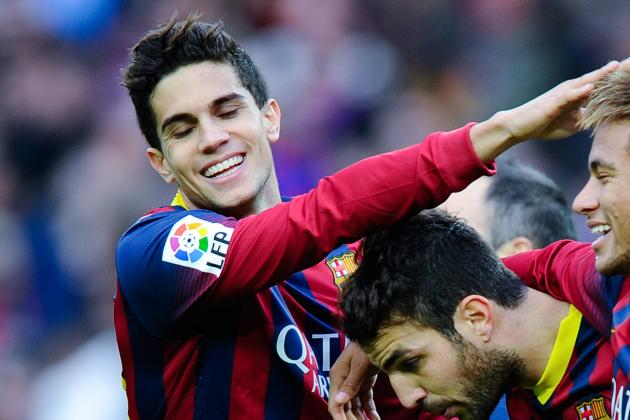 Why Barcelona Cannot Afford to Lose Defender Marc Bartra in Transfer Window