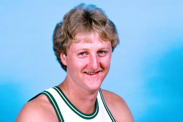 Larry Bird Untied a Competitor's Shoelace Back in the Day