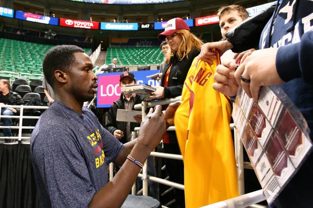 Breaking Down Where Luol Deng Will Help Cleveland Cavs Most