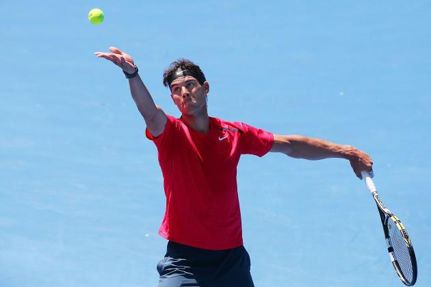 Australian Open 2014: Early-Round Opponents That Could Cause Problems for Stars