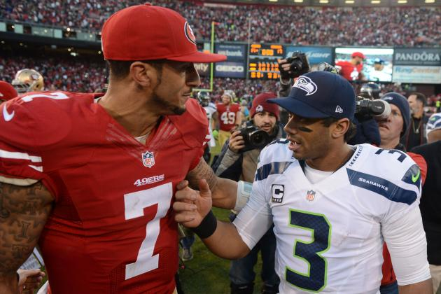 Debate: Who's the More Dangerous Dual-Threat QB, Kap or Wilson?