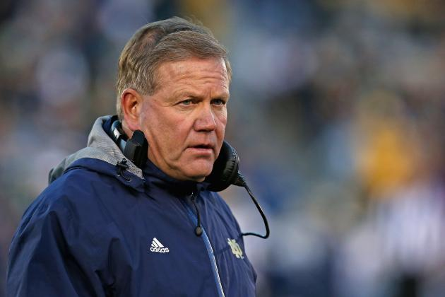 Brian Kelly To Call The Plays Again
