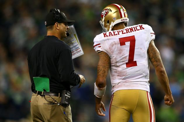 Harbaugh Says 49ers Ready for CenturyLink Field