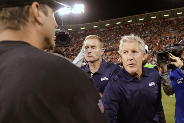Pete Carroll's Son Was a Harbaugh Recruit