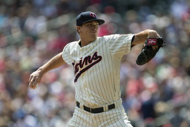 Twins: Kyle Gibson Facing Crowded Pitching Rotation in 2014