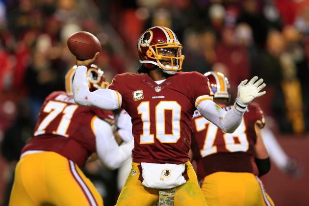 Why Robert Griffin III Is Still Washington Redskins' Best Bet at QB