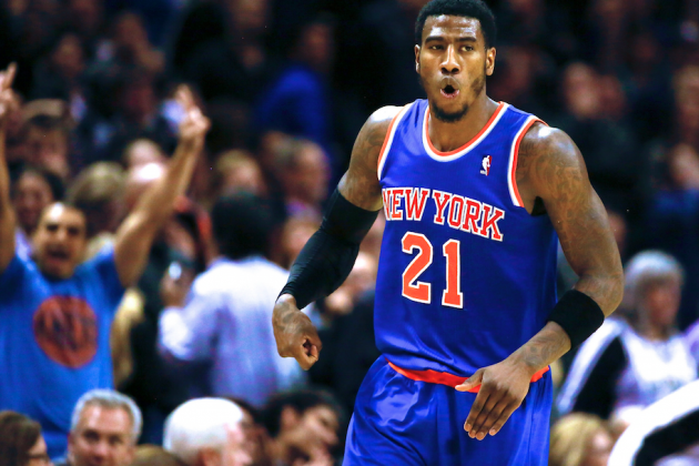 Breaking Down the Knicks' Sudden Transformation from Dreadful to Decent