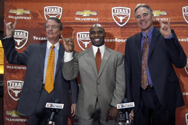 Texas Football: Charlie Strong's Contract Adds Even More Pressure to Win Now