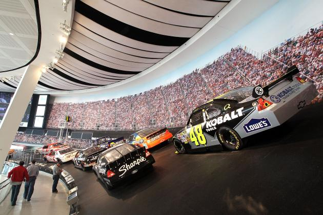NASCAR Hall of Fame to Wave Admission for First Time in History