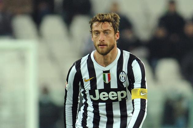 Manchester United Transfer Rumours: Claudio Marchisio Would Struggle in England