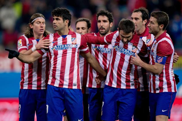 Powerful Atletico Madrid Are Contenders in La Liga and Champions League Alike