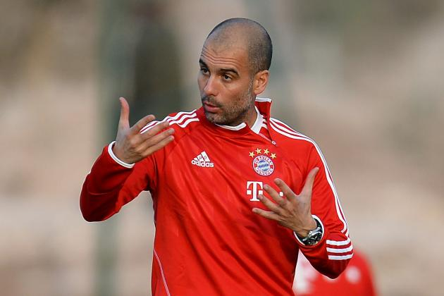Guardiola 'Impressed' by His Players