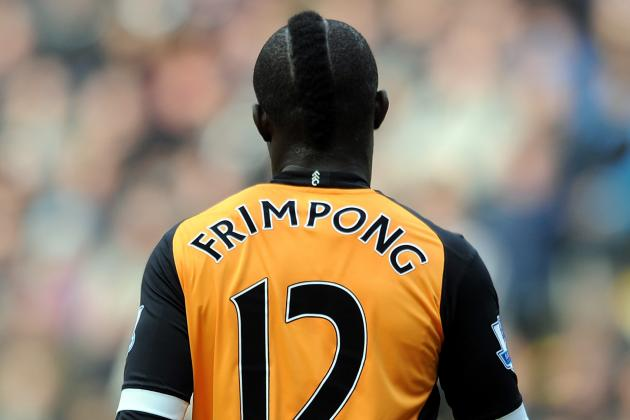Arsenal's Emmanuel Frimpong Is a Rumoured Saint-Etienne Loan Target