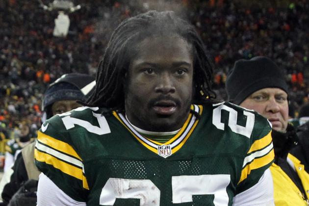 Green Bay's Lacy Named PFWA Rookie of the Year
