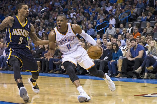 Russell Westbrook's Absence Again Proving Worrisome for Oklahoma City Thunder