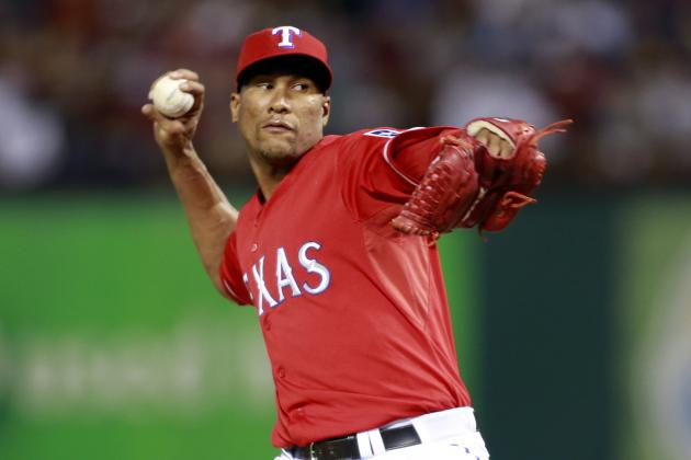 Four Rangers Eligible to File for Salary Arbitration Tuesday