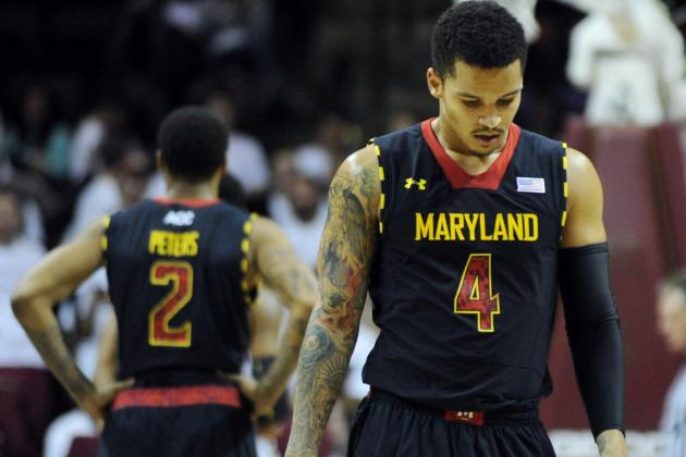 After Latest Blowout, Terps 'just Got to Stay Positive'