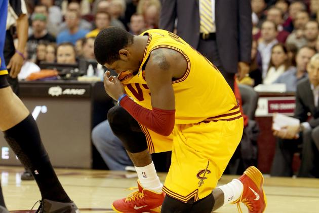 Are Cleveland Cavaliers Running Risk of Losing Kyrie Irving?