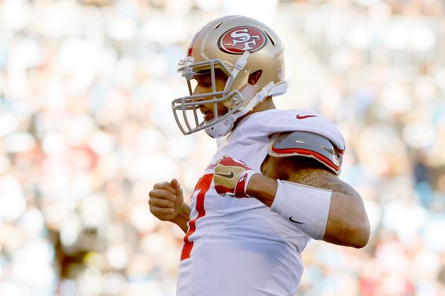 Thompson: Kaepernick Needs Chip on Shoulder