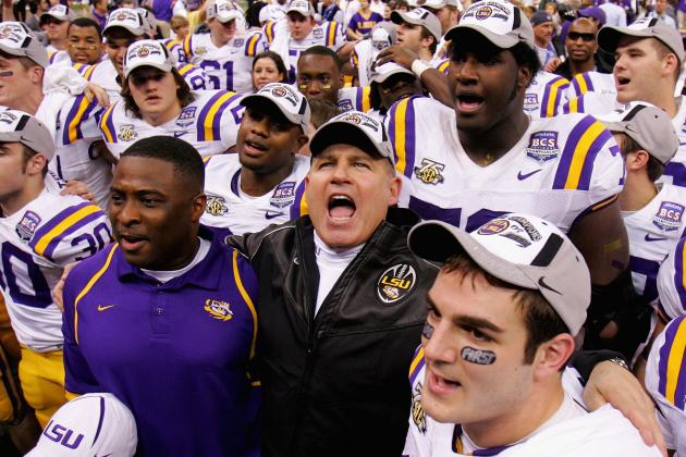 BCS Years in Review: 2007, 'Undefeated in Regulation' Good Enough for LSU