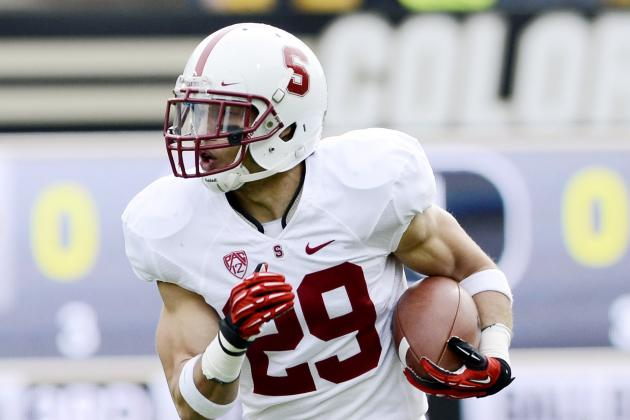 Stanford S Ed Reynolds Declares for 2014 NFL Draft