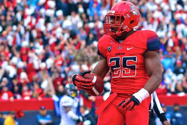 With Ka'Deem Carey off to NFL, Where Do Rich Rodriguez and Arizona Turn?