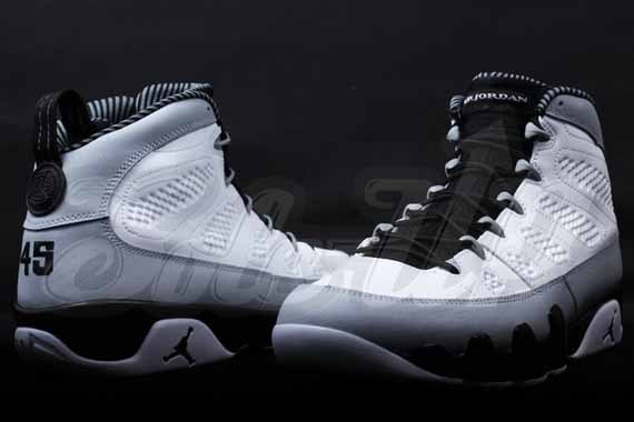Michael Jordan's Baseball Career Honored with Air Jordan 9 'Barons'