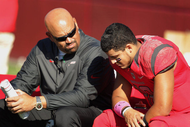 Report Says Rutgers Offensive Coordinator Ron Prince to Join Detroit Lions Staff