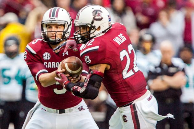 South Carolina Football: Who Will Be Gamecocks' No. 2 Quarterback?