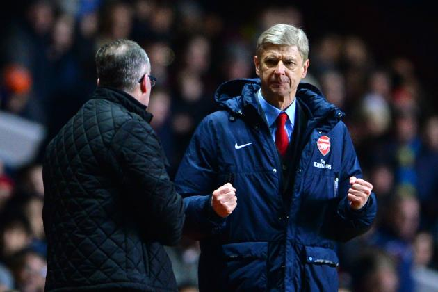 Why Arsene Wenger Deserves New Arsenal Contract