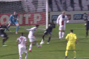GIF: Javier Pastore Scores for PSG vs. Bordeaux, with Assist from Lucas Moura