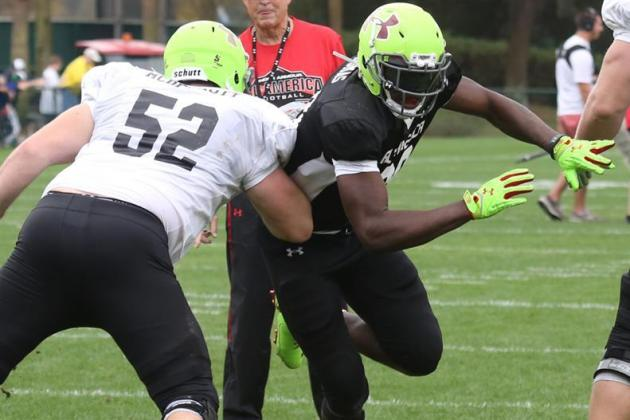 Miami Football Recruiting: Why 5-Star DE Chad Thomas Is the Key to 2014 Class