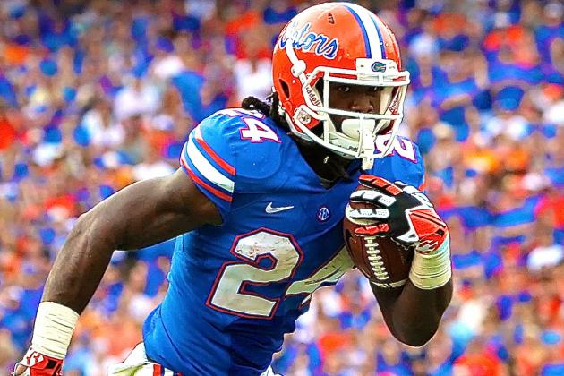 Florida RB Matt Jones to Have Knee Surgery, Will Miss Spring Practice