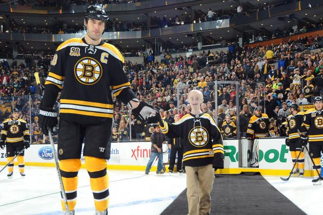 Bruins will honor Sam Berns and his legacy before home game