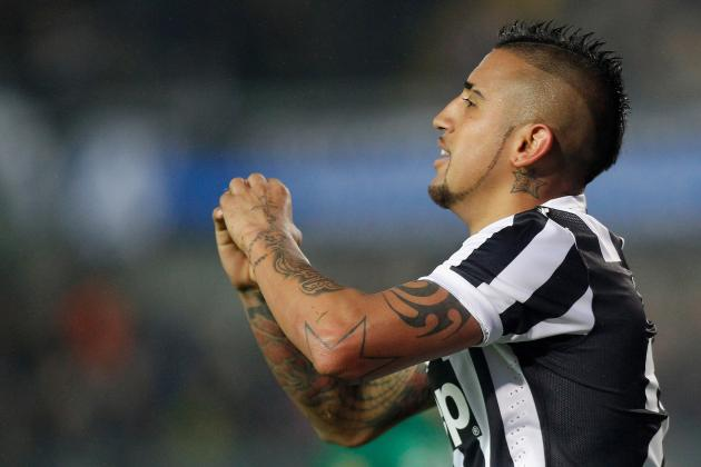 Why Juventus' Arturo Vidal Is the Best Central Midfielder in World Football