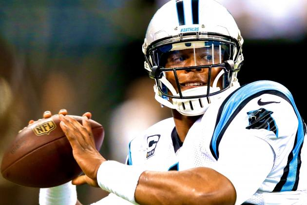 Where Must Cam Newton Continue to Evolve in 2014?