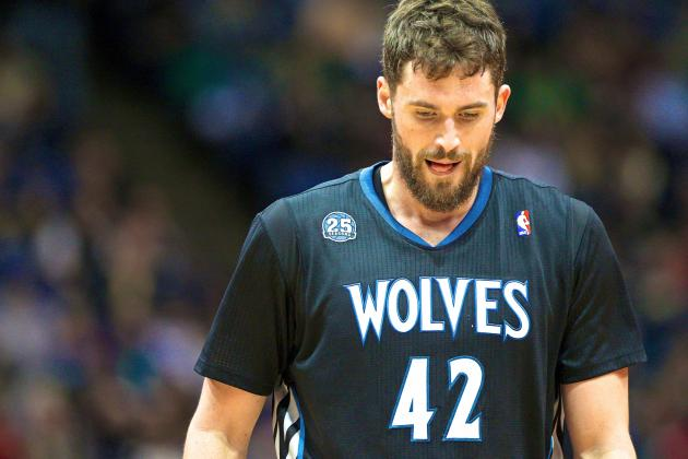The Case for Minnesota Timberwolves Trading Kevin Love
