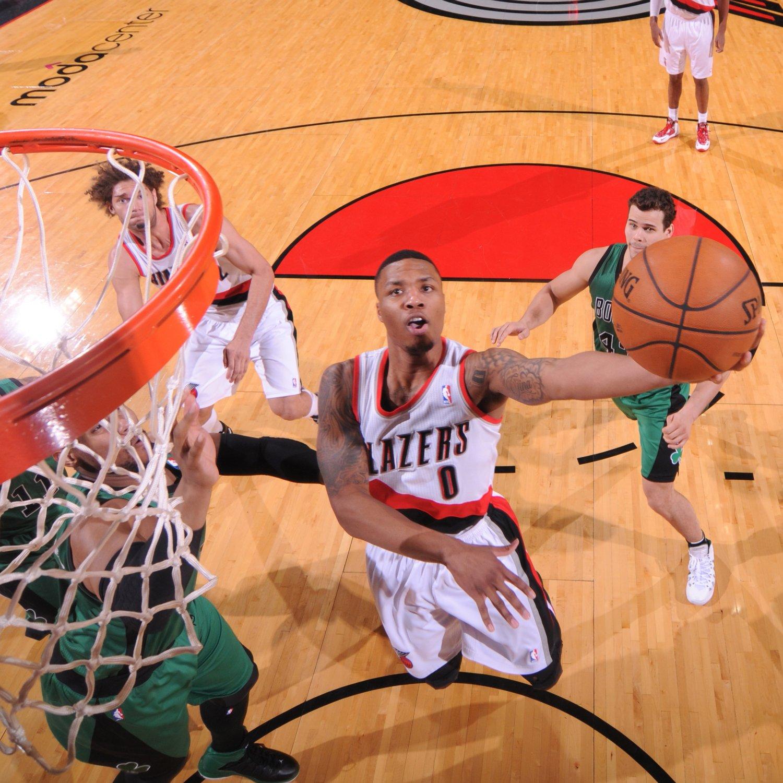 Portland Blazers Roster 2012: Why Damian Lillard Has Been The Portland Trail Blazers