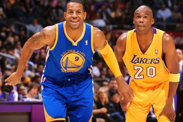 Andre Iguodala Proving Old-School NBA Stats Are Dead