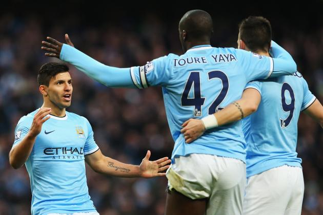 Manchester City: The Most Entertaining Side in the Premier League