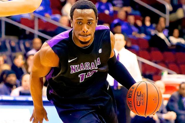 Meet Antoine Mason, the NCAA's Runaway Scoring Leader with a Famous Father
